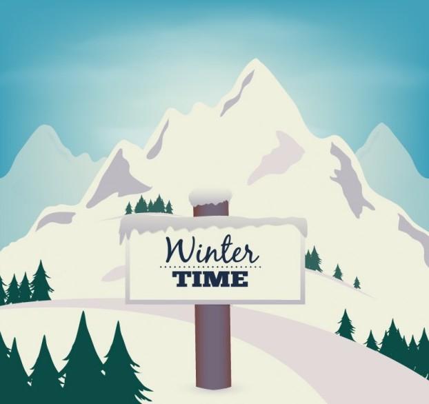 orario-invernale-vettoriale-con-montagna_23-2147501180